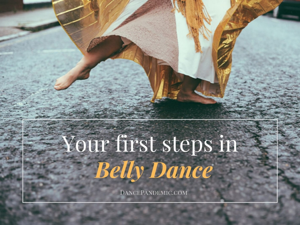your first steps in bellydance