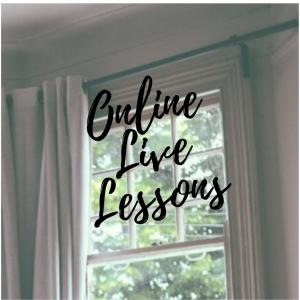 3. Online Live Lessons Hipsinc